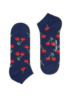 Cherry Low Sock
