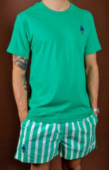 Vacation Tee Mint