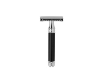 Double Edge Razor Black