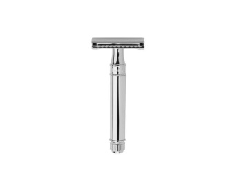 Double Edge Razor Chrome