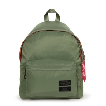 Padded Pak`r Alpha Dark Green