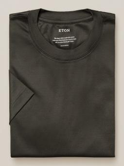 T-Shirt Filo di Scozia Grön