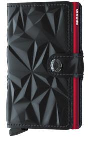 Miniwallet Prism Black/Red