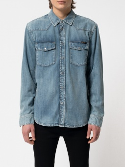 George Light Sahde Denim
