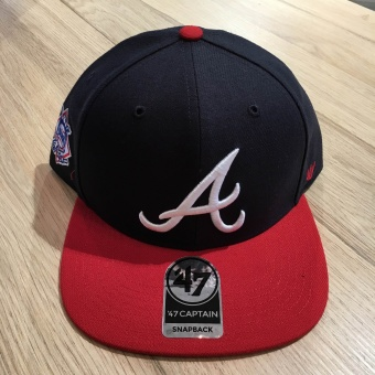 Atlanta Braves Black