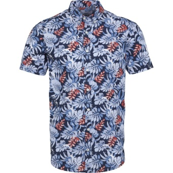 Johan Exotic S/S Red/Blue