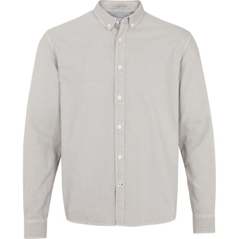 Johan Oxford Dyed Grey Mell