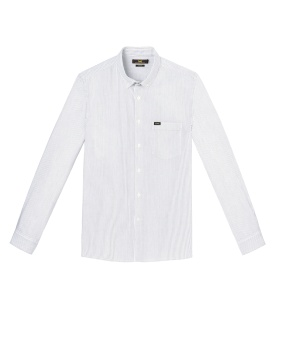 Button Down White