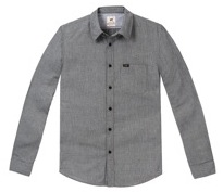 Shirt Black/Grey