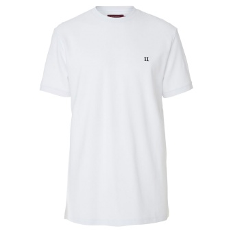 Piquè T-Shirt White