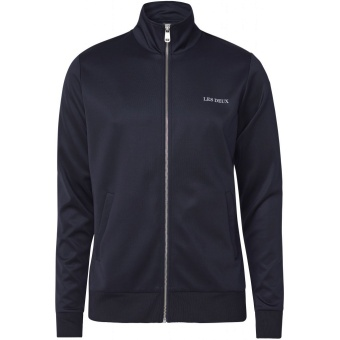 Ballier Track Jacket Dark Navy/White