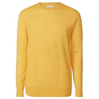 Ben Merino Knit Yellow Sunflower