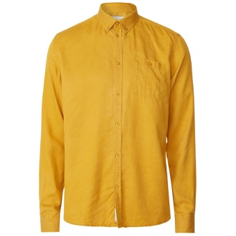 Laurent Tencel Shirt Golden Spice