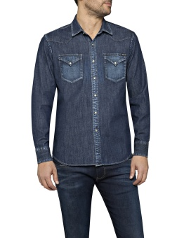 Replay Denim Shirt 516