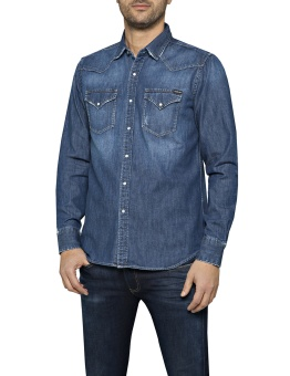 Replay Denim Shirt 512