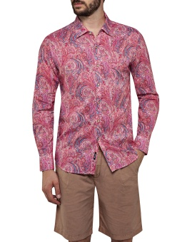 Replay Paisley Shirt