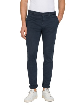 Zeumar Hyperflex Pants Blue