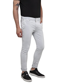 Zeumar Hyperflex Pants White