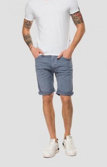 RBJ 901 Regular Shorts Blue