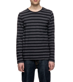 Orvar Block Stripe Black