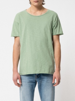 Roger Slub Pale Green