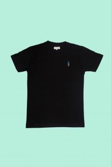 Vacation Tee Black