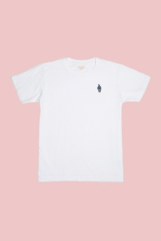 Vacation Tee White
