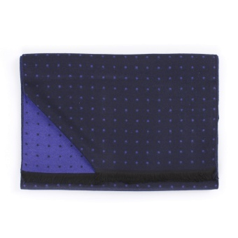 Dots Scarf Royal