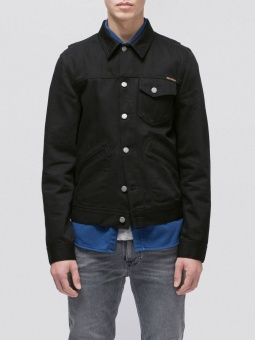 Tommy Dry Black Twill