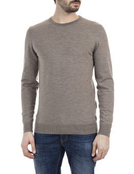 Hyperflex Sweater Merino Beige