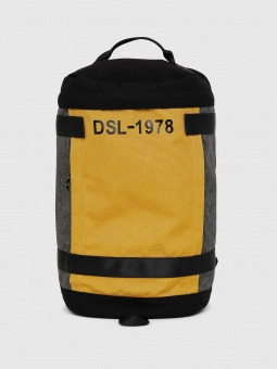 Urbhanity Backpack Grey/Yellow