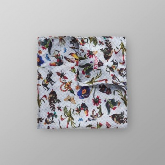 Pocket Square Multiprint