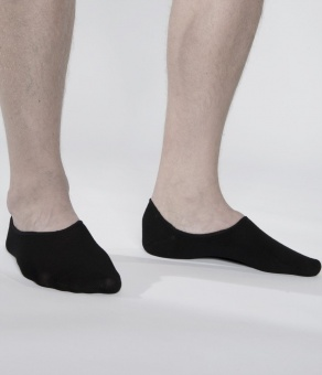 Noshow Socks 3-Pack Black
