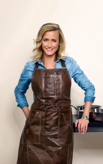 CK-Apron Brown