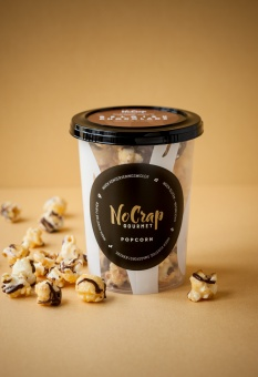 Popcorn Belgisk Choklad