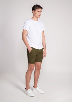 Borian Shorts New Dark Green