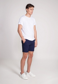 Borian Shorts Blue Navy