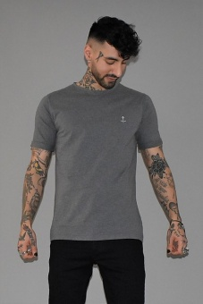 Embo Tee Dark Grey