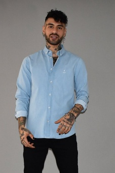 Denim Shirt Blue