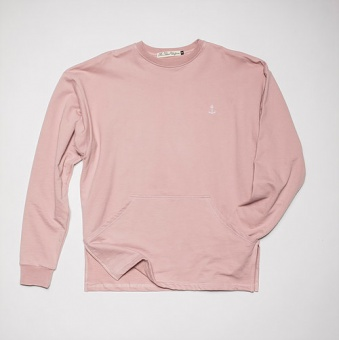 Floppy Sweat Light Pink
