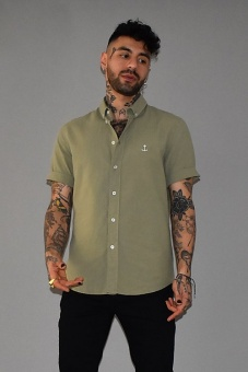 Herrman SS Shirt Army Green