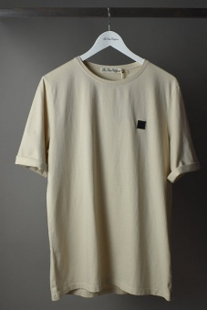 Patch Tee Creme
