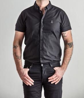 Herrman SS Shirt Black