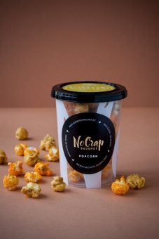 Popcorn Saltkaramell/Cheddar