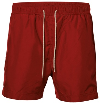Classic Swimshorts True Red