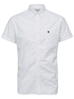 Collect Shirt SS White