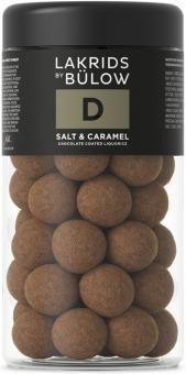 Lakrits Med Salt Och Karamell