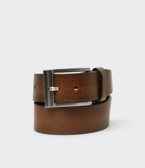 Ebeltoft Belt Brown 70313