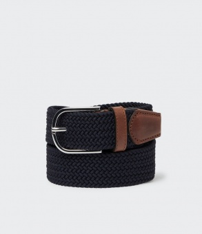 Ekberg Belt Navy 78575