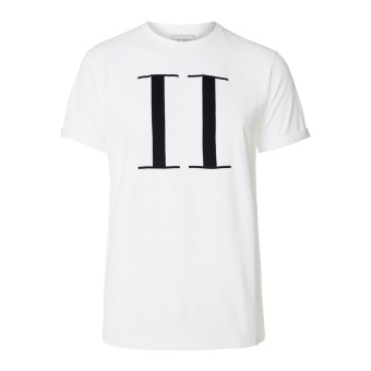 Encore T-Shirt White/Black
